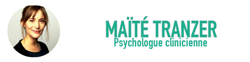 MAÏTÉ TRANZER Psychologue clinicienne